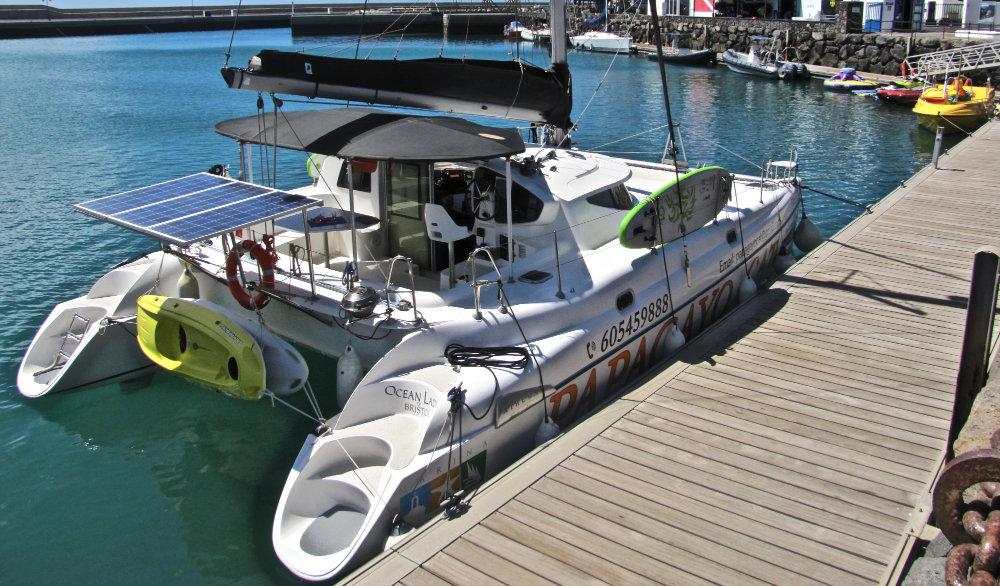 Lanzarote Catamaran